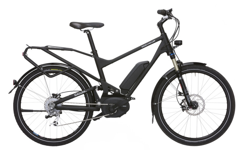 Riese und Müller Delite hybrid II dualdrive E-Bike