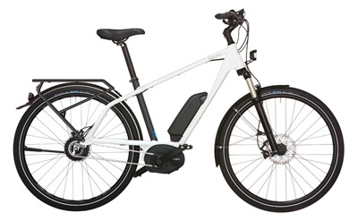 Riese und Müller - CHARGER hybrid nuvinci