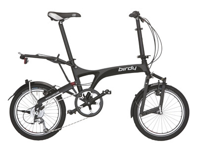 Riese und Müller Birdy Touring Dual Drive