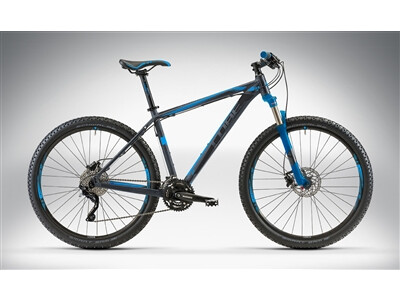 Cube ATTENTION 27.5 grey'n'black'n'blue