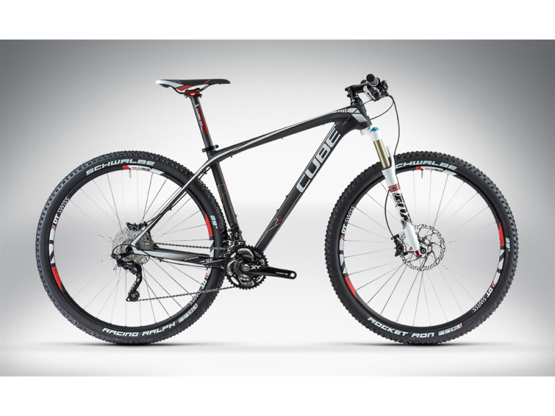 Cube ELITE SUPER HPC PRO 29 blackline