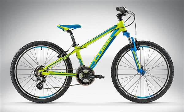 CUBE - KID 240 blue lime blue lime