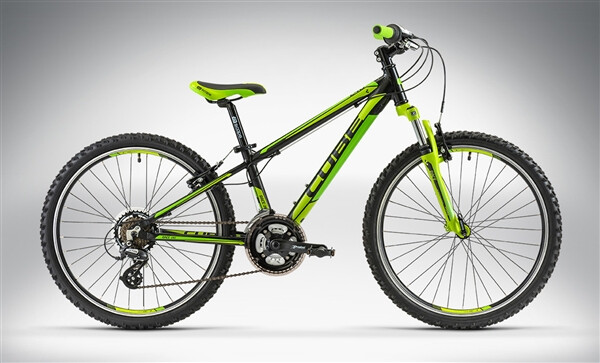 CUBE - KID 240 race green race green
