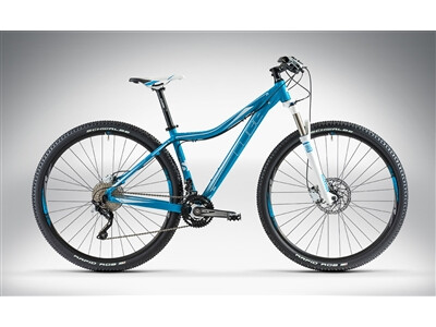 Cube ACCESS WLS SL 27.5 / 29 blue'n'white