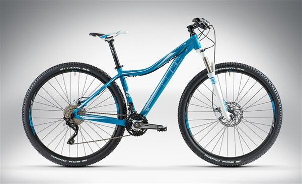 CUBE - ACCESS WLS SL 27.5 / 29 blue'n'white