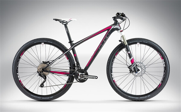 CUBE - ACCESS WLS GTC PRO 27.5 / 29 carbon'n'rose