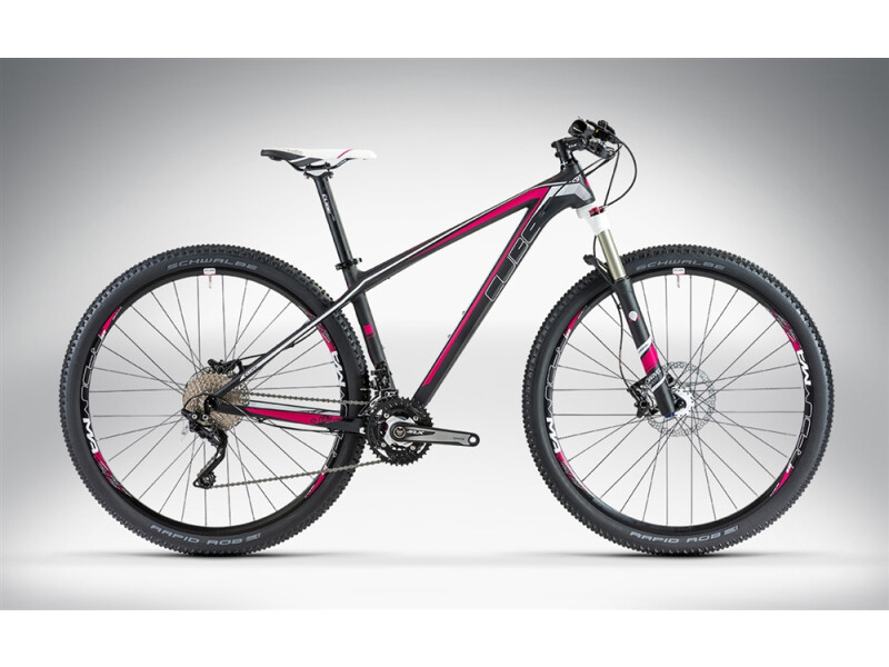 Cube ACCESS WLS GTC PRO 27.5 / 29 carbon'n'rose