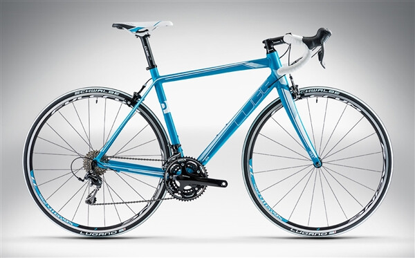 CUBE - AXIAL WLS PRO blue'n'white