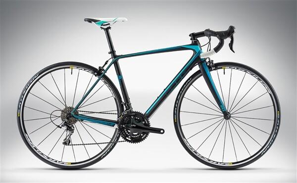 CUBE - AXIAL WLS GTC PRO carbon'n'blue