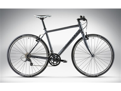 Cube SL ROAD Anthrazit Black White