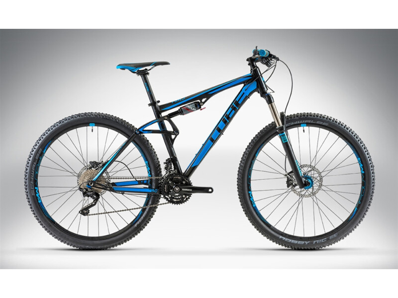 Cube AMS 120 HPA 29 black'n'blue
