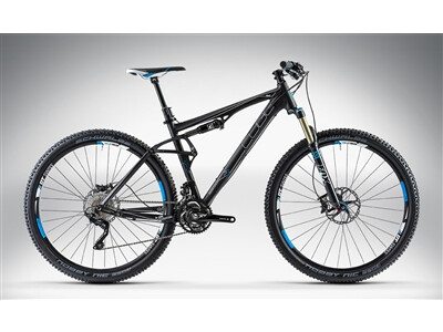 Cube AMS 120 HPA RACE 29 black anodized