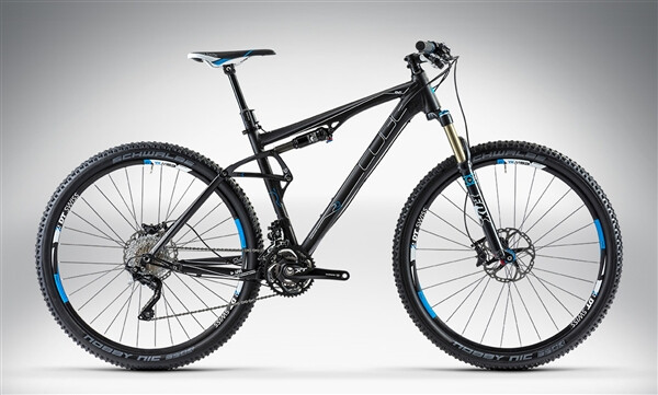 CUBE - AMS 120 HPA RACE 29 black anodized