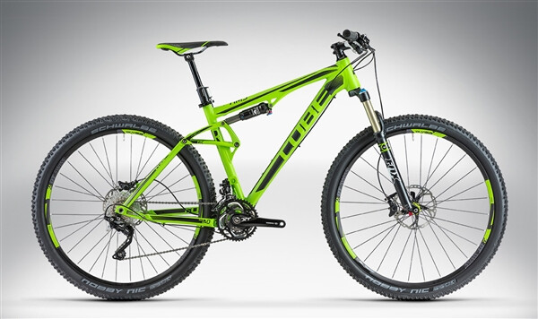 CUBE - AMS 120 HPA RACE 29 green'n'black
