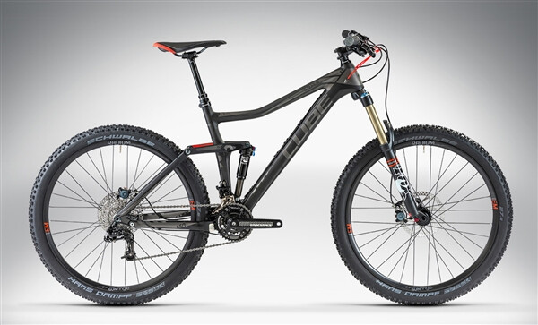 CUBE - STEREO 160 SUPER HPC RACE 27.5 Blackline