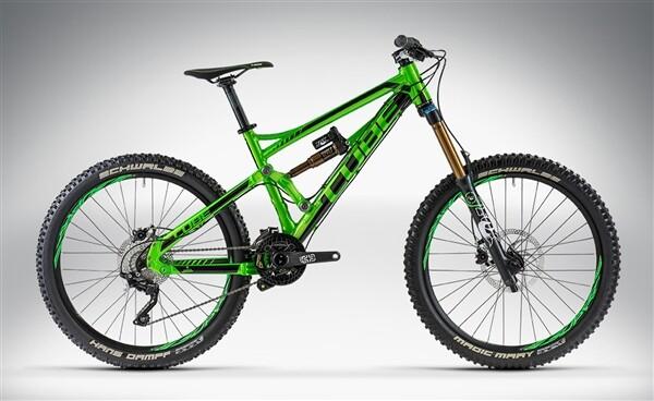 CUBE - HANZZ SL 26 green'n'black