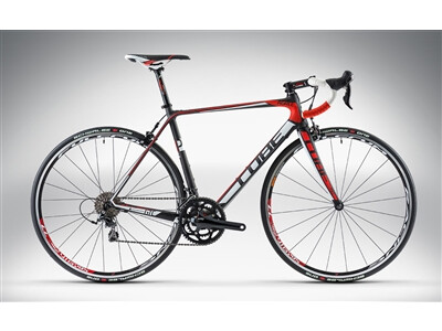 Cube AGREE GTC  PRO carbon'n'white'n'red