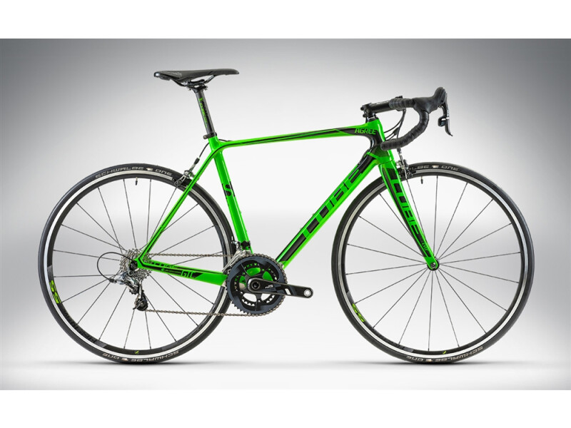 Cube AGREE GTC SLT green'n'black