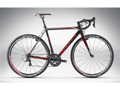 Cube CROSS RACE PRO black'n'red
