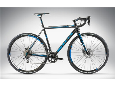 Cube CROSS RACE DISC black'n'blue