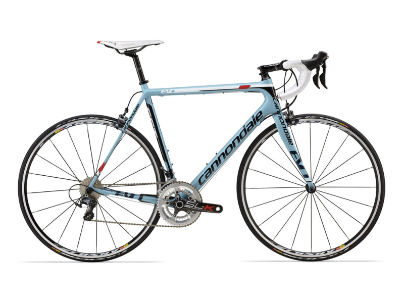 Cannondale SuperSix EVO 3 Ultegra BLU