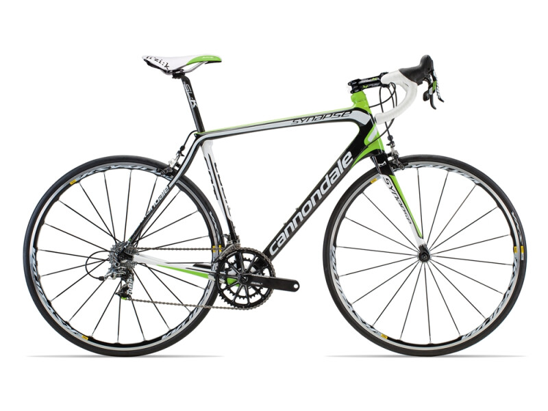 Cannondale Synapse Hi-MOD 2 Red GRN