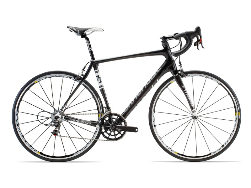 Cannondale Synapse Hi-MOD 2 Red BBQ