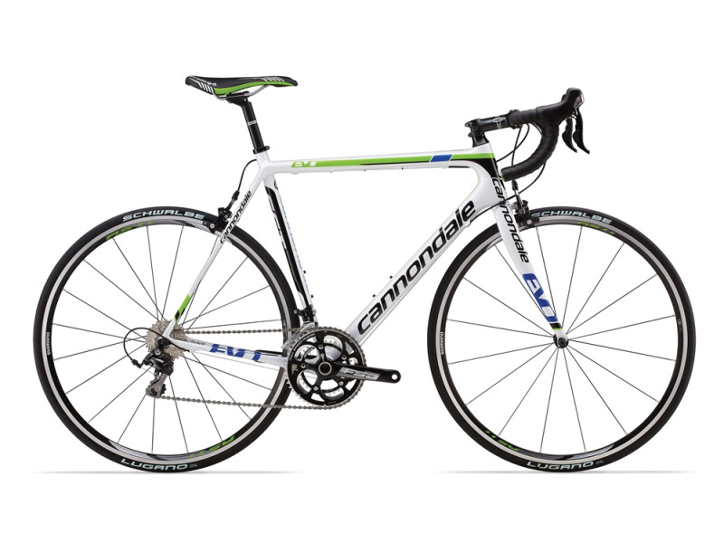 Cannondale SuperSix EVO 5 105 Triple REP
