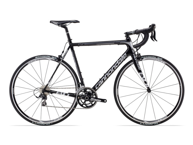 Cannondale SuperSix EVO 5 105 T BLK