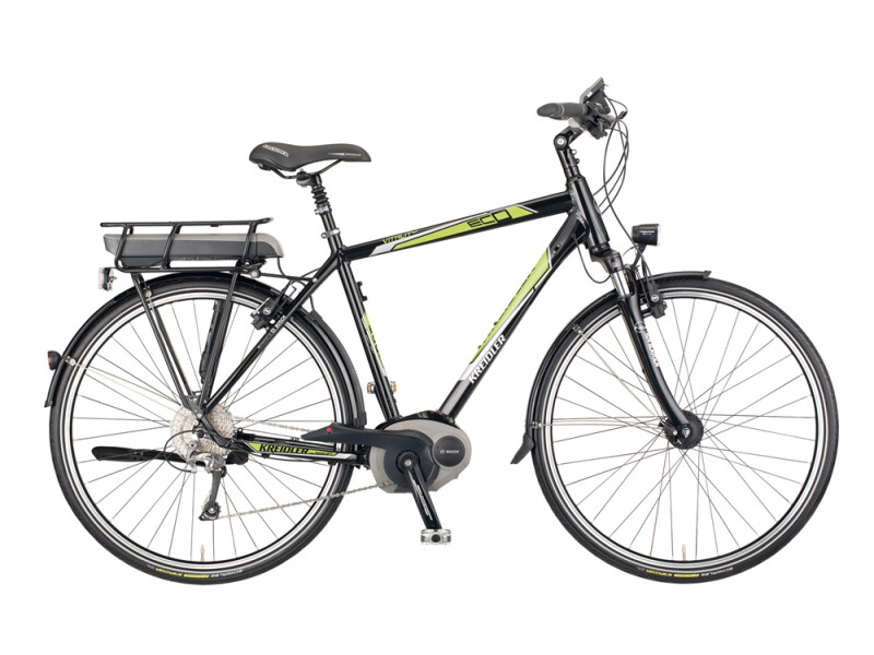 Kreidler Vitality Eco 7 Shimano Deore XT 10-Gang 400 Wh