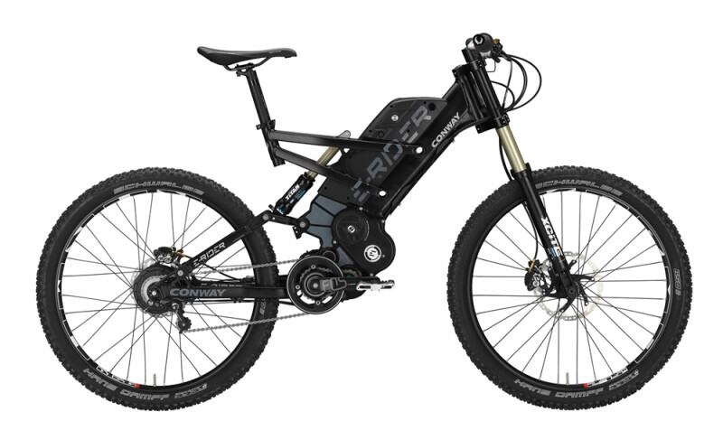 Conway E-Rider Extreme
