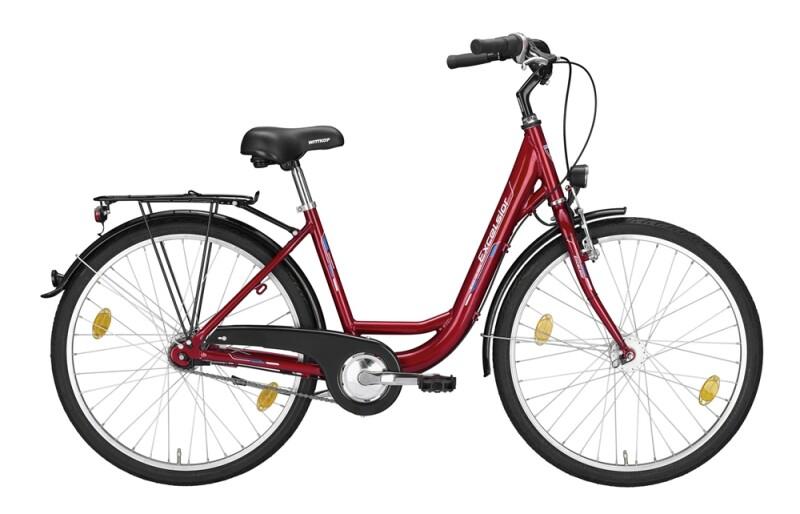 Excelsior Road Cruiser Alu ND Citybike