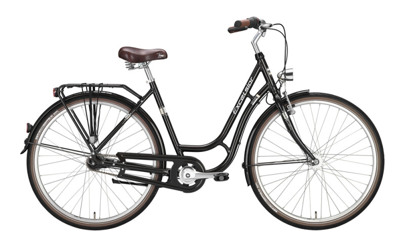 Excelsior Swan-Retro ND Alu Citybike