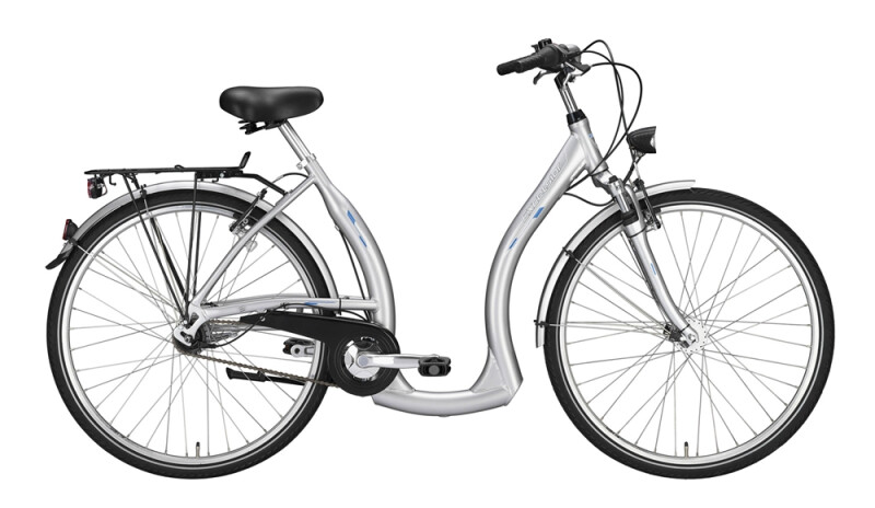Excelsior TIEFEINSTEIGER Alu FG ND Citybike