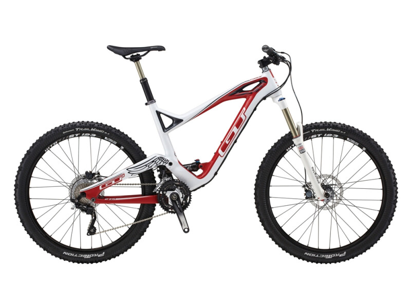 GT 27.5 M FORCE CARBON EXPERT RAW/WHT/RED