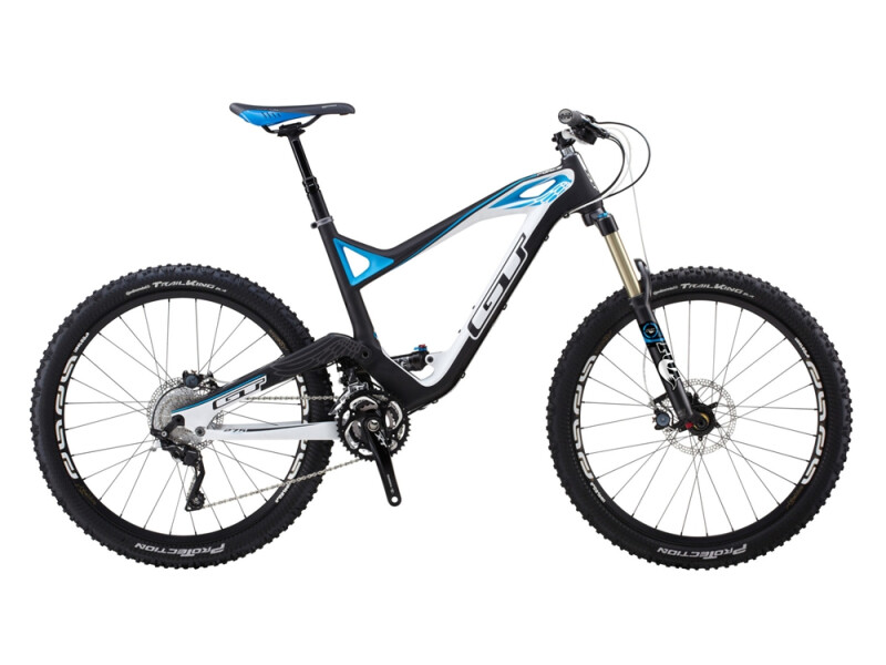 GT 27.5 M FORCE CARBON PRO RAW/WHITE/BLUE