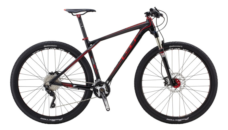 GT 27.5 M FORCE CRB EXPERT XL RAW/WHT/RED