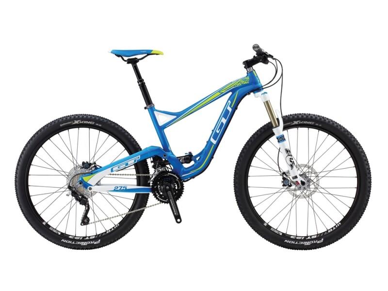 GT 27.5 M SENSOR PRO BLUE