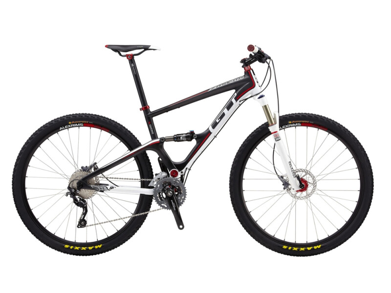 GT 29 M ZASKAR CARBON 100 9R ELITE RAW/WH