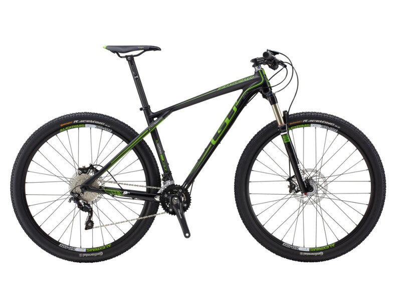 GT 29 M ZASKAR CARBON 9R ELITE BLK/GREEN