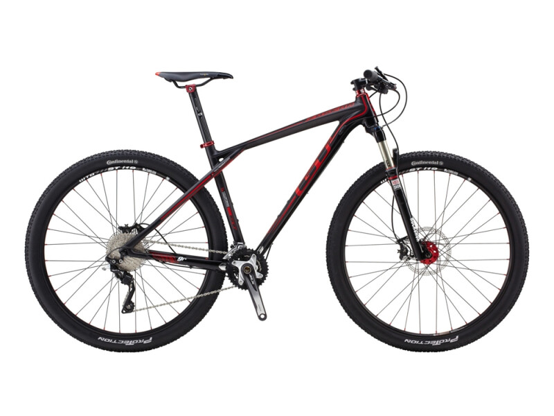 GT 29 M ZASKAR CARBON 9R EXP BLACK/RED