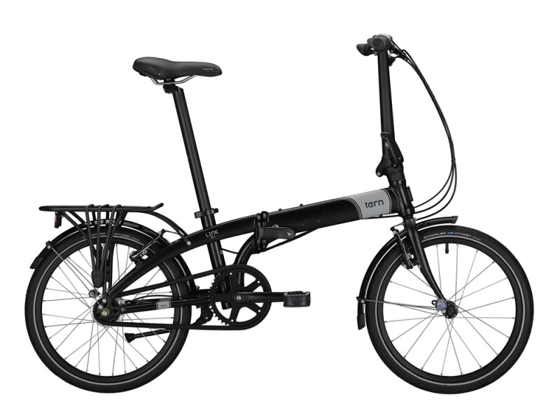Tern Link D7i (black / grey)