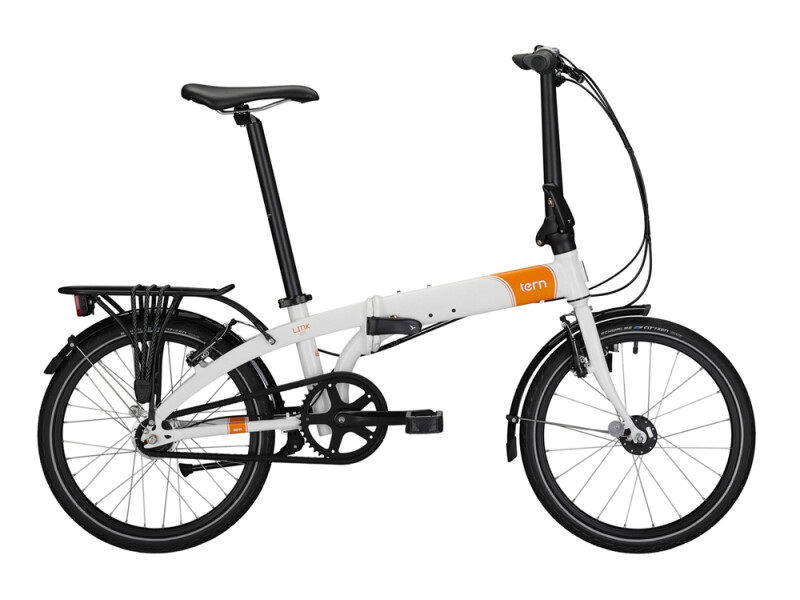 Tern Link D7i (white / orange)