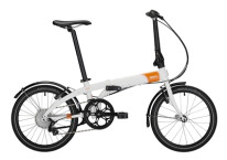 TERN - Link D8 (white / orange)