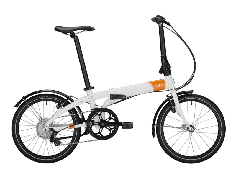 Tern Link D8 (white / orange)