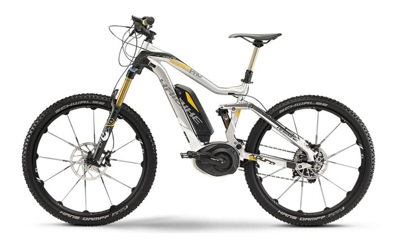 Haibike XDURO AllMtn PRO E-Bike