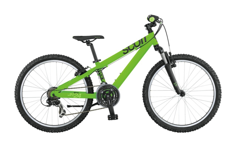 Scott Voltage JR 24 Zoll black/green