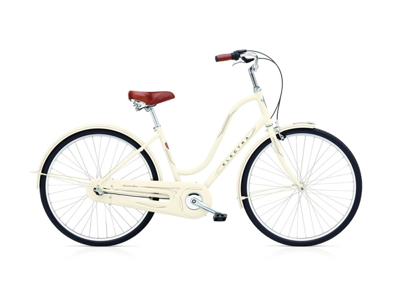 Electra Bicycle Amsterdam Original 3i ladies' / cream