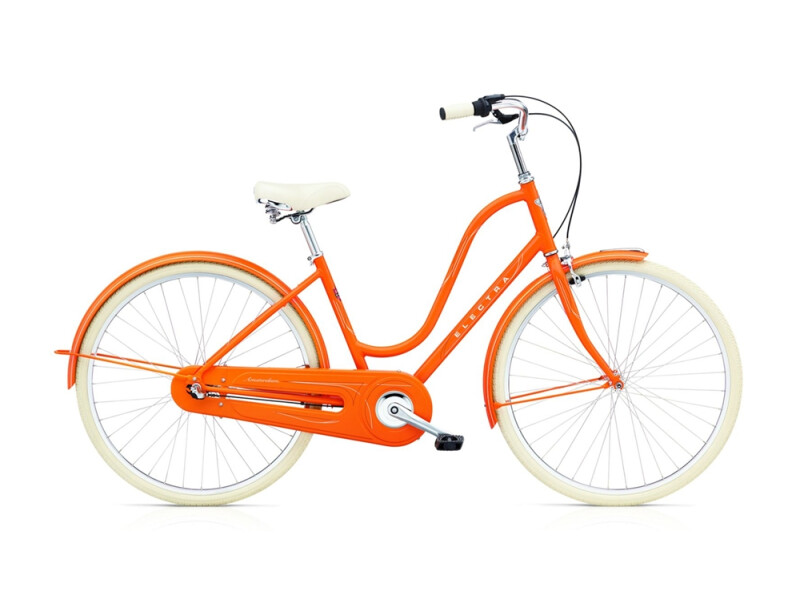 Electra Bicycle Amsterdam Original 3i ladies' / orange