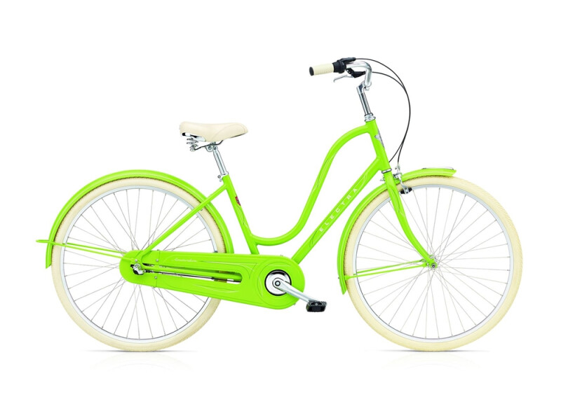 Electra Bicycle Amsterdam Original 3i ladies' / spring green
